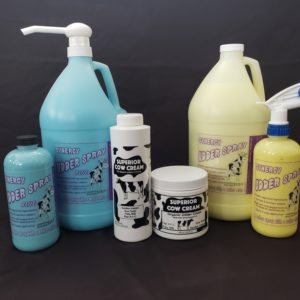Udder Creams & Sprays